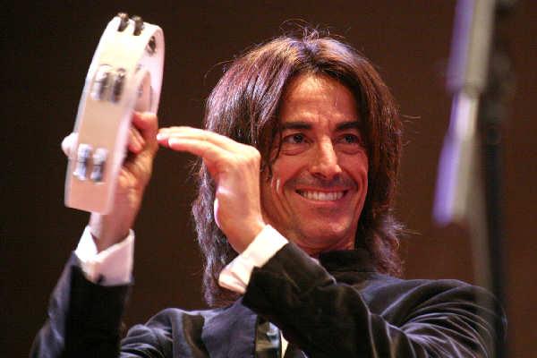 Alberto Fortis inizia il suo tour nella tappa neretese del Festival