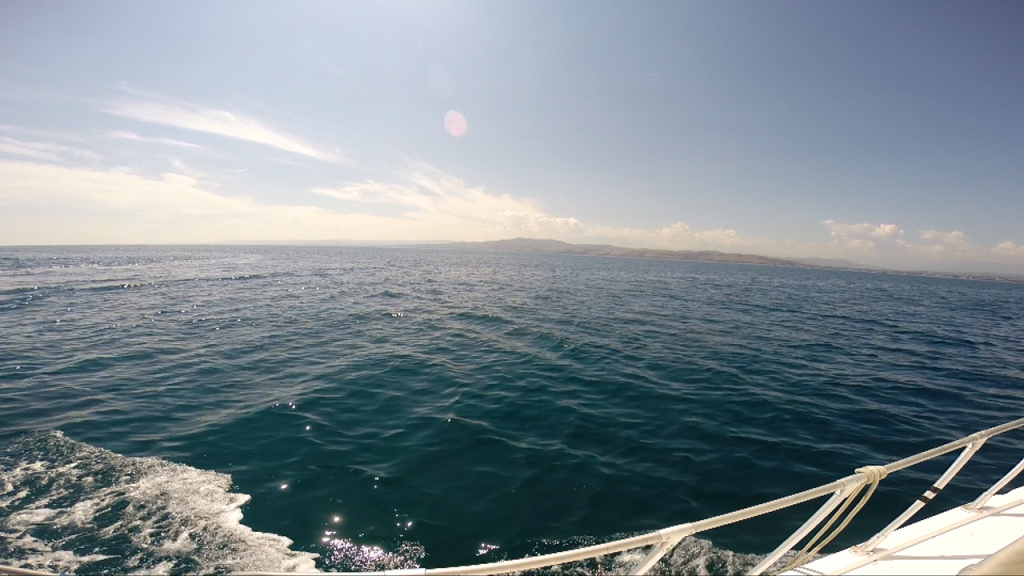 Panoramica sull'oasi Giulianova Cologna