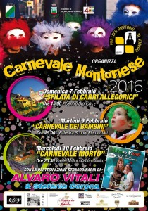 Carnevale Montoriese 2016