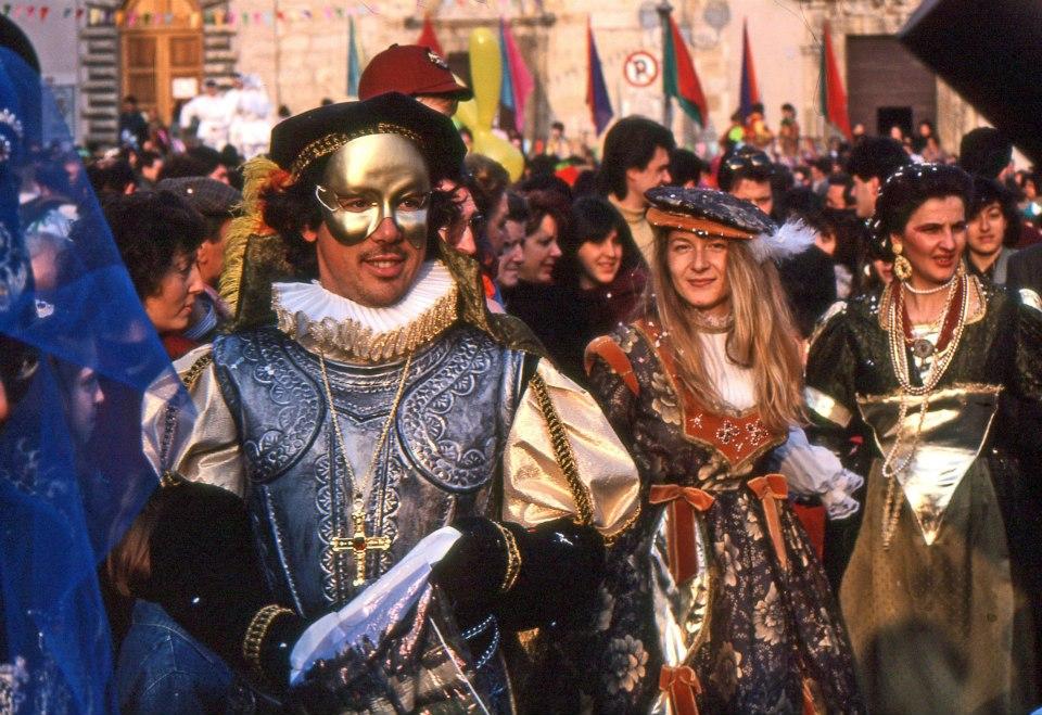 A Montorio torna l'antico rito del Carnevale Morto