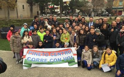 Pineto dà il benvenuto ai campioni paralimpici