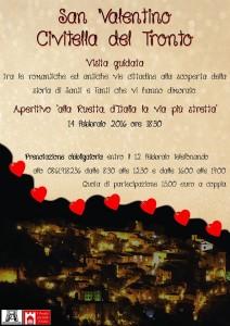 locandina San Valentino a Civitella