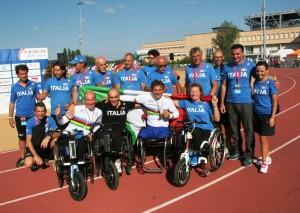 nazionale paraciclismo