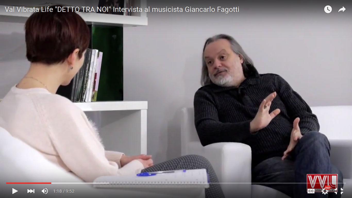 Il mondo di Giancarlo Fagotti