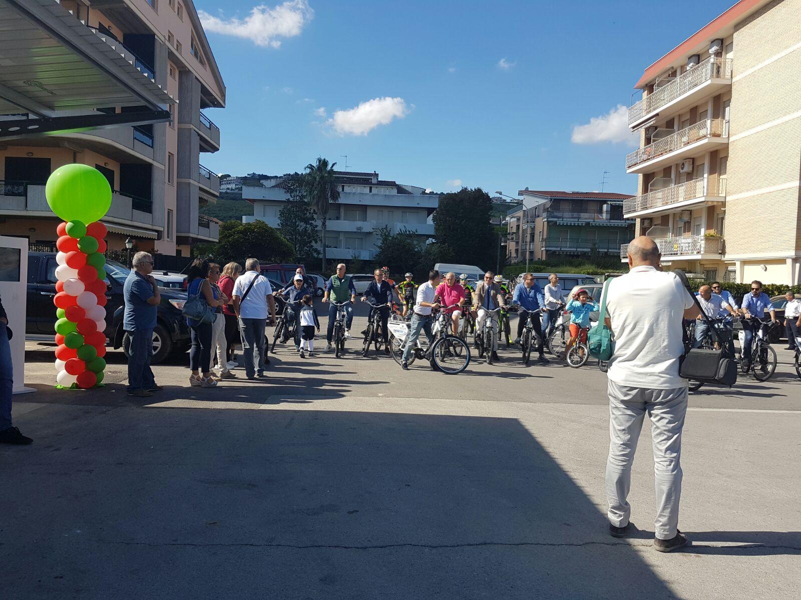 I bike Abruzzo, parte il bike sharing turistico della Costa dei Trabocchi