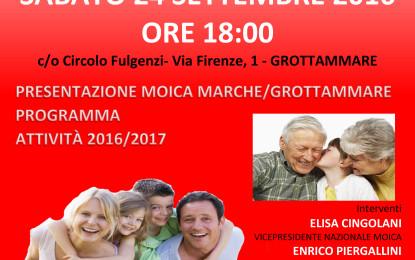 Grottammare: Inaugurazione sede del Moica, movimento italiano casalinghe
