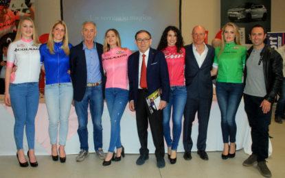 Giro d'italia femminile con tappa a Roseto