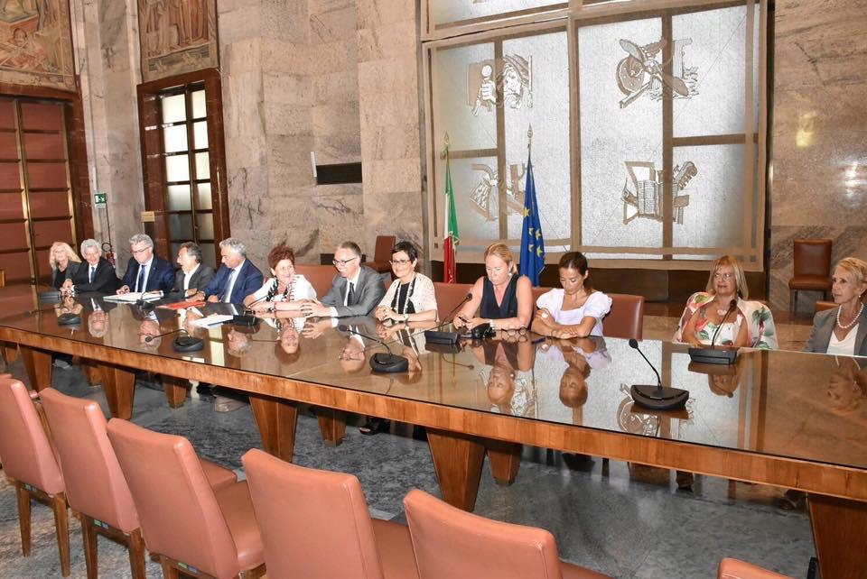 Area di crisi complessa Val Vibrata – Val Tronto: firmato l'accordo di programma al Mise
