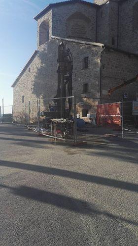 Civitella, arrivano i fondi per Municipio e Fortezza. Lavori in centro storico per microzonazione sismica