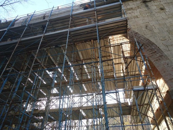 Danni da terremoto, al via i lavori sulle strade provinciali di Civitella