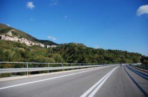 viabilità provincia Teramo
