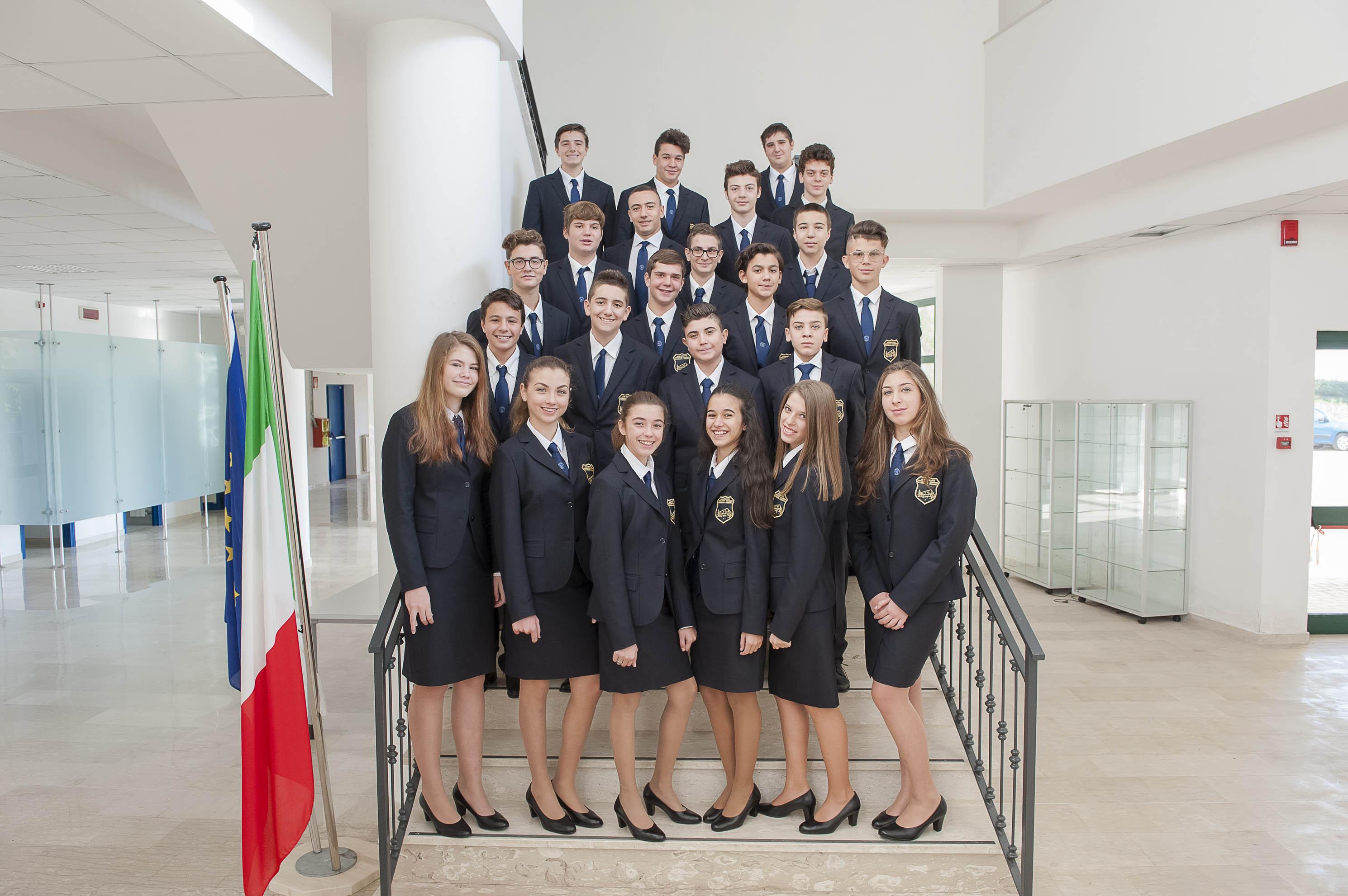 Un concerto per la pace al liceo D'Annunzio di Corropoli