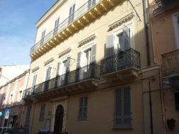Palazzo Bindi, sede della Biblioteca Civica