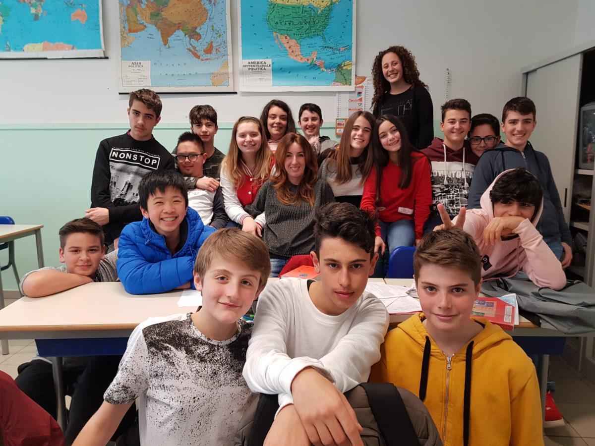 """La scuola di Corropoli vince il concorso """"Fare il giornale nelle scuole"""""""