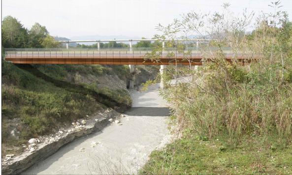 Firmato il contratto per il nuovo ponte sul Vomano, al via i lavori