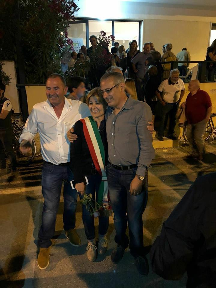 Elezioni comunali Alba Adriatica: il nuovo sindaco è Antonietta Casciotti