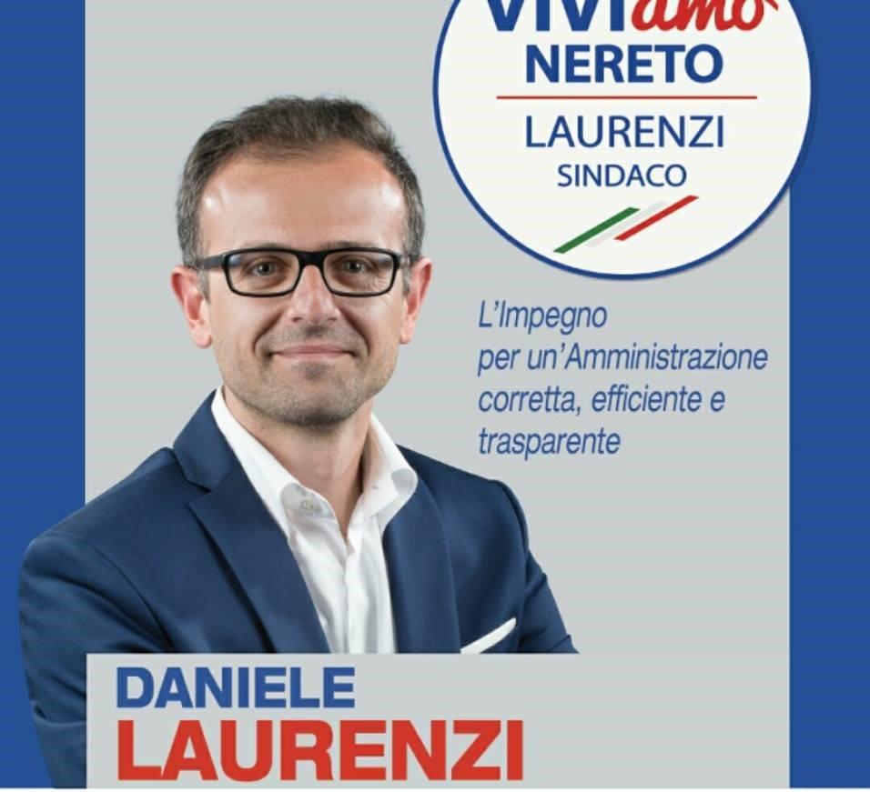 Elezioni Nereto, Daniele Laurenzi è il nuovo sindaco