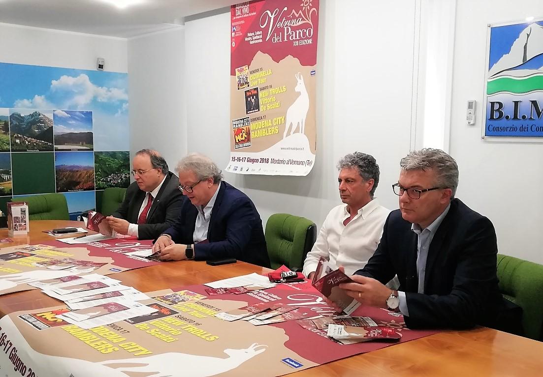 """Al via """"Vetrina del Parco"""" a Montorio:turismo per il rilancio delle aree interne"""