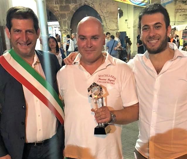 Sagra porchetta Campli, vince il maestro Massimo Fagioli