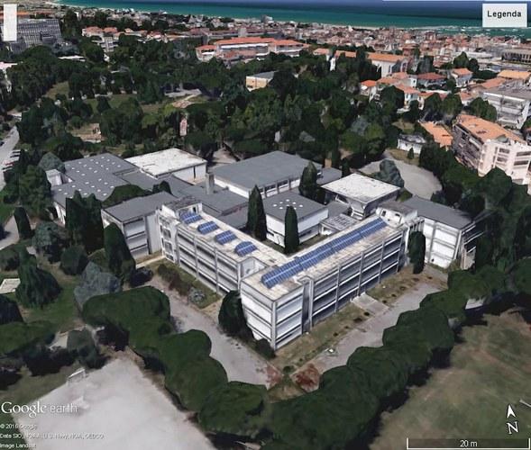 Giulianova, apre il cantiere all'ITI: 750 mila euro di investimento