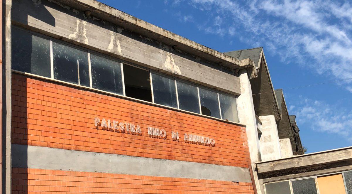 Campli, al via i lavori di costruzione della nuova palestra Nino Di Annunzio