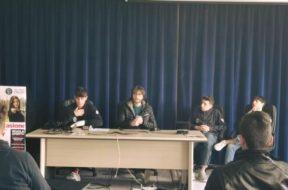 Assemblea Studentesca al Liceo D'Annunzio di Corropoli