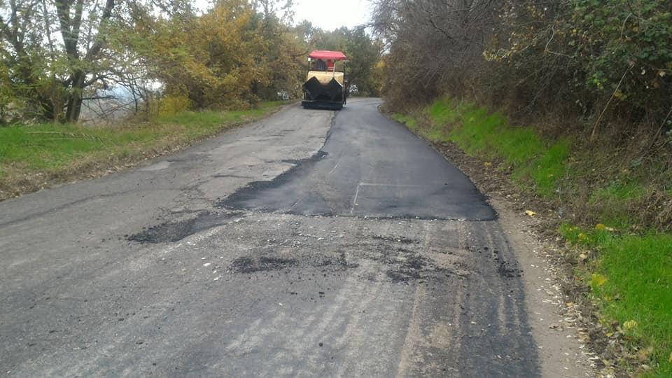 Strada provinciale Ancarano Controguerra, al via i lavori di asfaltatura