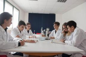 Laboratorio al Val Vibrata College