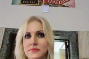 Monica Brandiferri – Consigliera di Parità provincia di teramo – presso Sala D'Antona del Ministero del Lavoro e Politiche Sociali – RM
