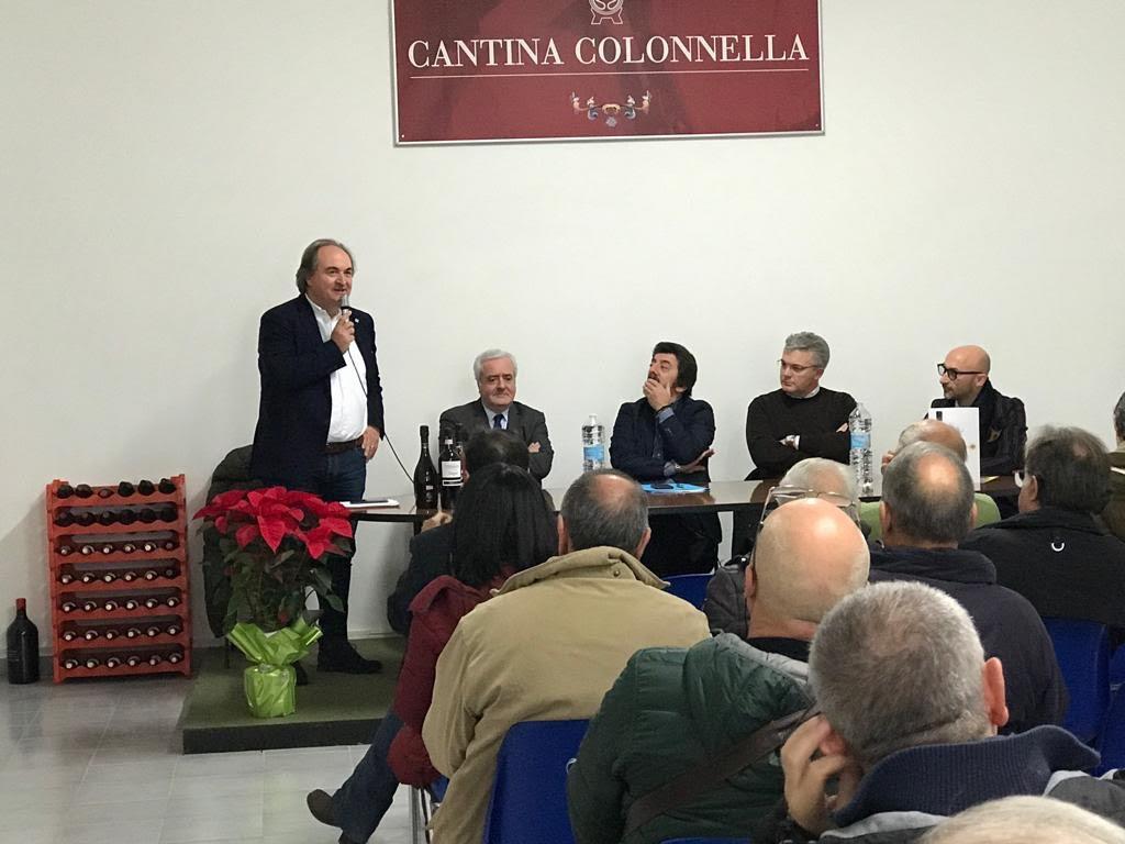 Colonnella, parte il corso di viticoltura alla Cantina Sociale