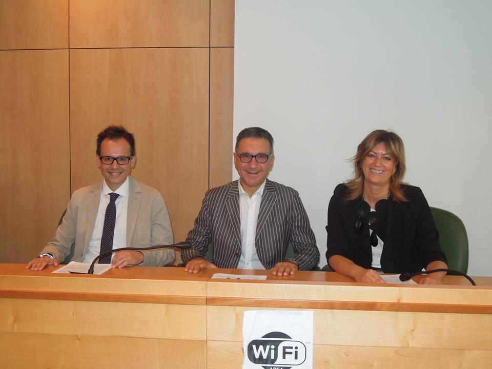 Ruzzo Reti, l'avvocato Alessia Cognitti nuovo presidente della società