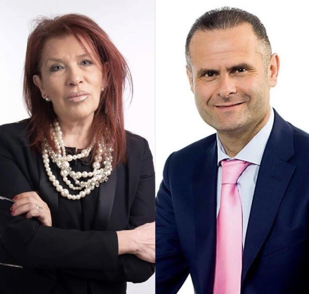 """Tommolini e Zarroli presentano la loro candidatura nella lista """"Avanti Abruzzo"""""""