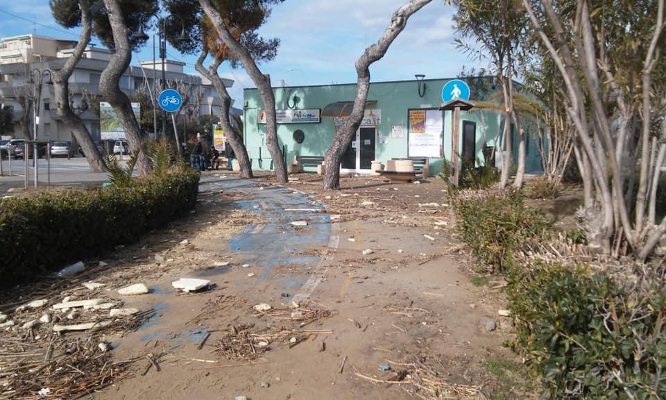 Fondi erosione Alba Adriatica, il sindaco risponde a Quaresimale