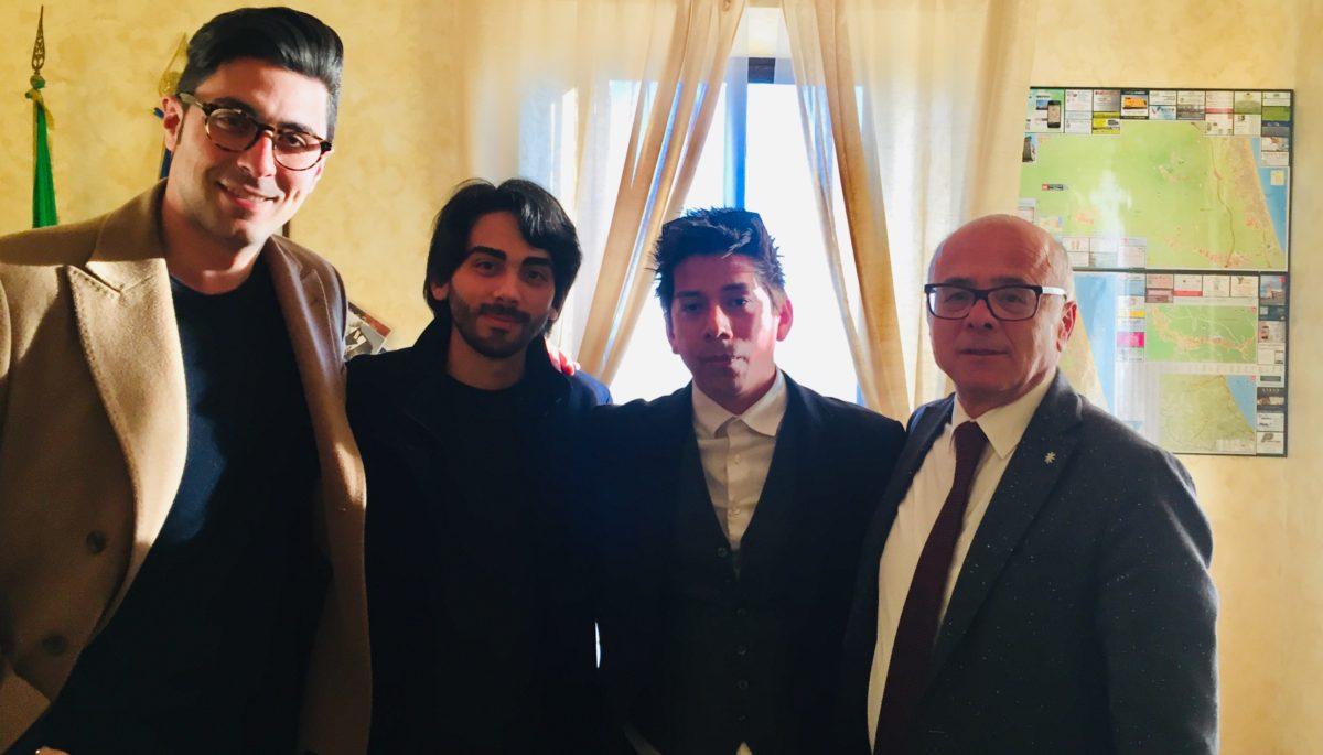 Regolamento comunale anti-ludopatia,la consulta giovanile di Tortoreto incontra il sindaco:
