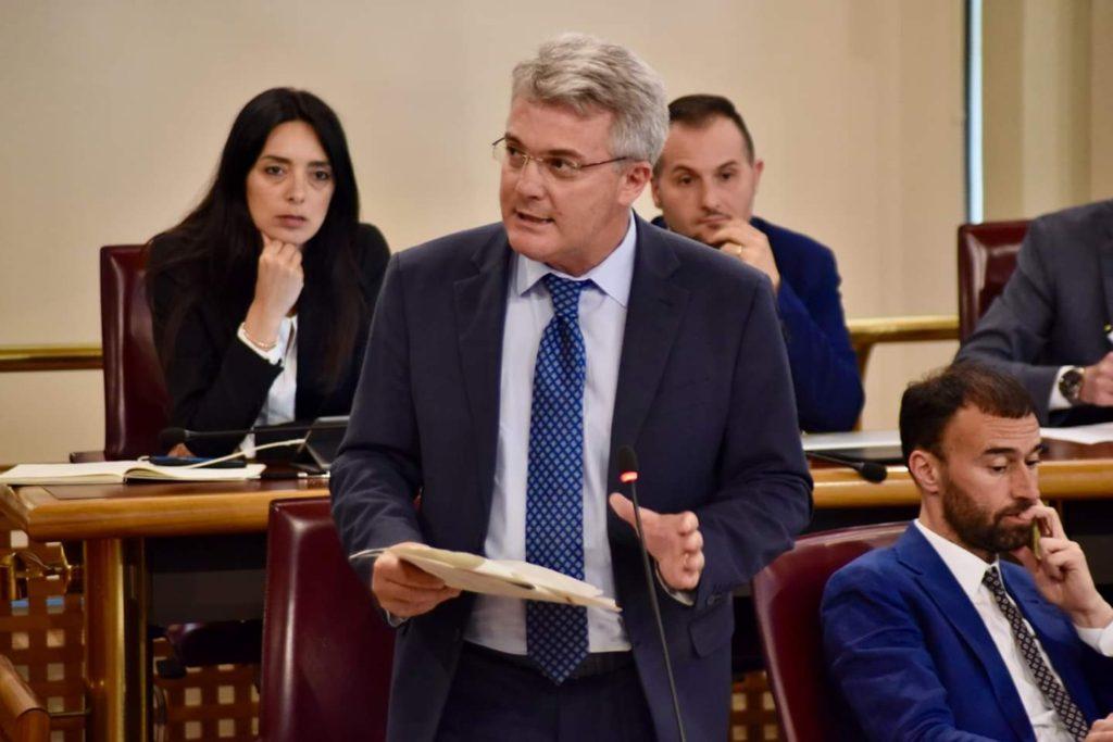 Statale16 Adriatica,Anas si faccia carico del tratto:Pepe presenta risoluzione