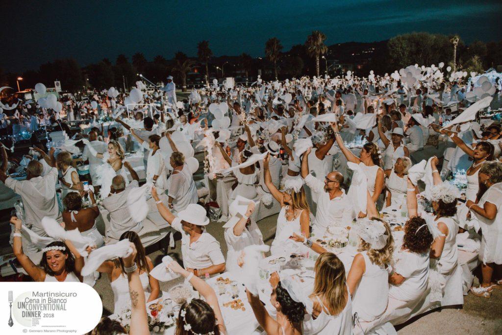 Martinsicuro, torna la Cena in Bianco: tante novità