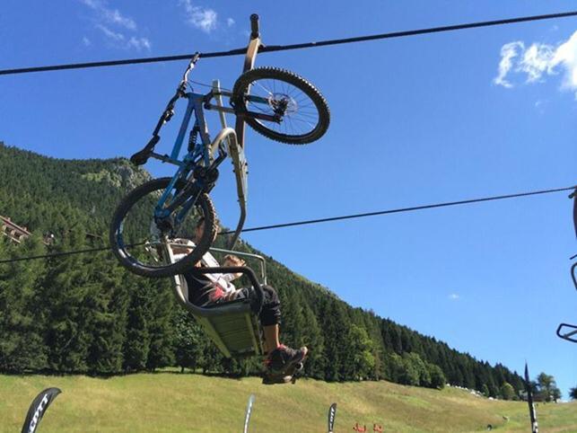 Giornata dello sport, a Monte Piselli apertura della seggiovia