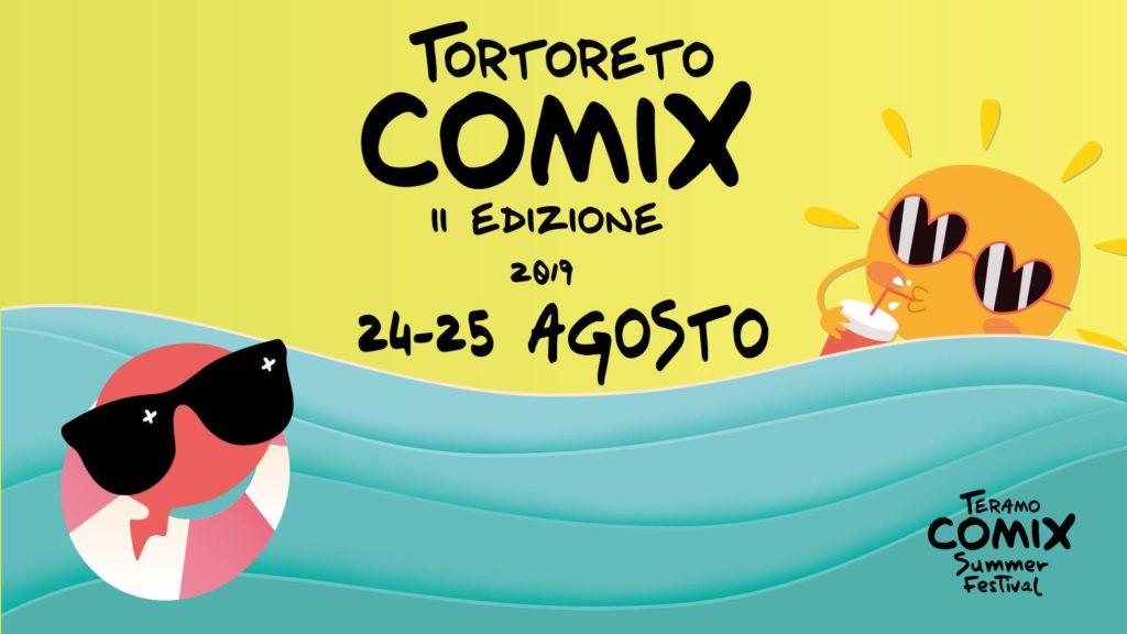 Torna Tortoreto Comix dedicato alle famiglie