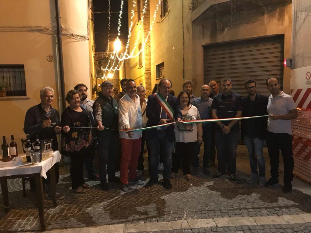 """Controguerra, torna la rassegna """"Vignaioli in Borgo"""""""