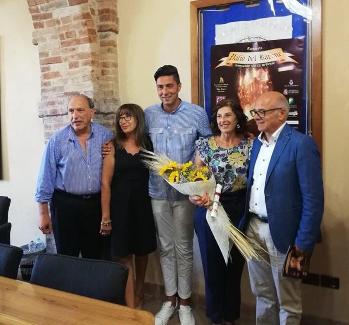 Tortoreto, presentata la XIX edizione del Palio del Barone 2019
