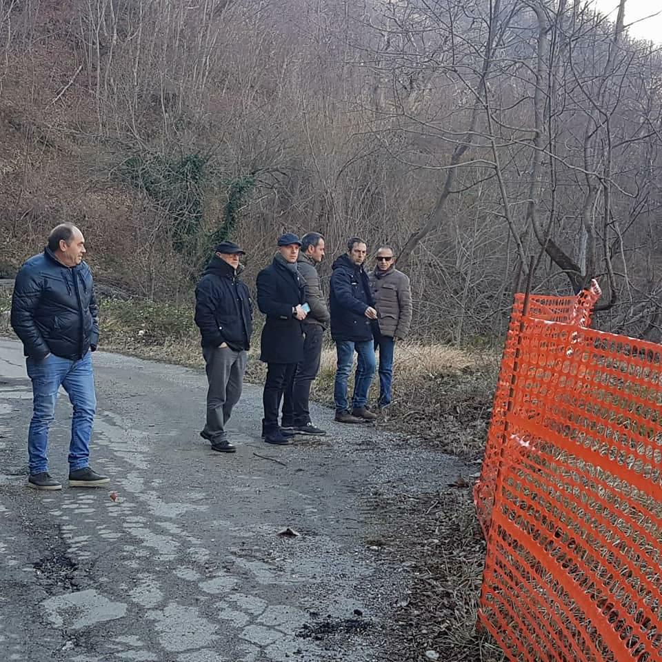 Valle Castellana: 4,3 milioni di euro dall'anas per le strade provinciali