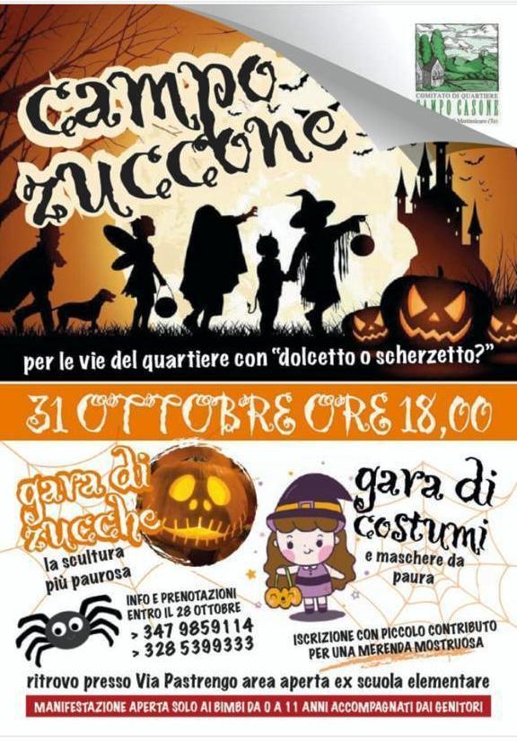 """""""Halloween al Museo"""" fantasmi e streghe animeranno le sale e il giardino della Torre Carlo V"""