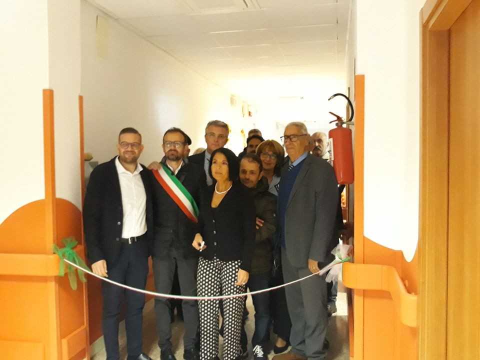 Nereto, inaugurati nuovi posti letto alla casa di riposo Rosina Rozzi