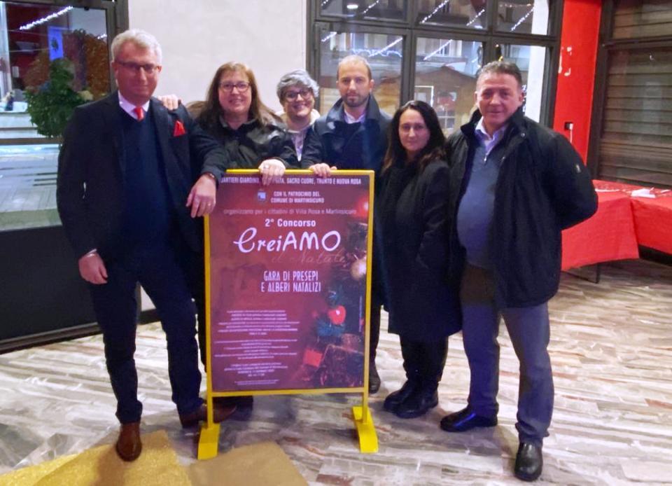 """Martinsicuro, prende il via la seconda edizione di """"CreiAMO il Natale"""""""