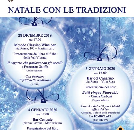 Natale con le tradizioni a Martinsicuro: al via tre appuntamenti