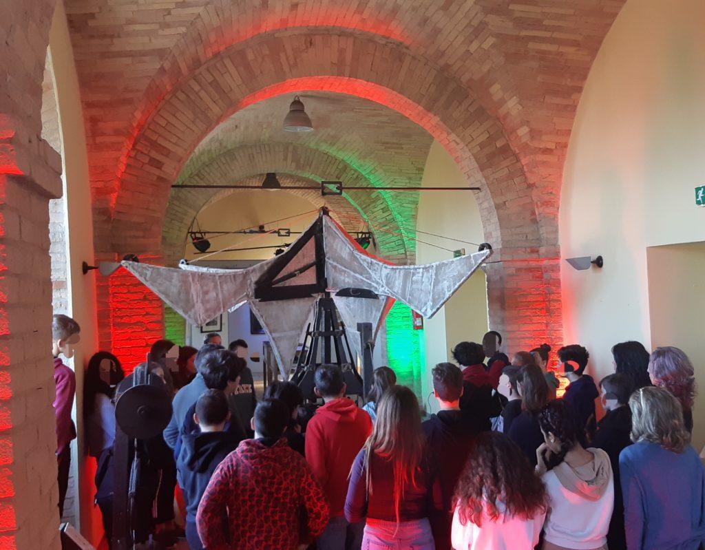 """Mostra """"Leonardo e la Città ideale"""" a Giulianova: visite guidate e laboratori"""