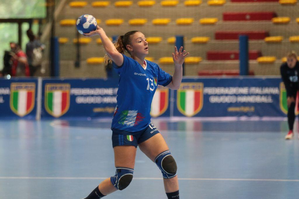 L'Italia femminile per la prima volta a Teramo: il 29 marzo contro la Lituania