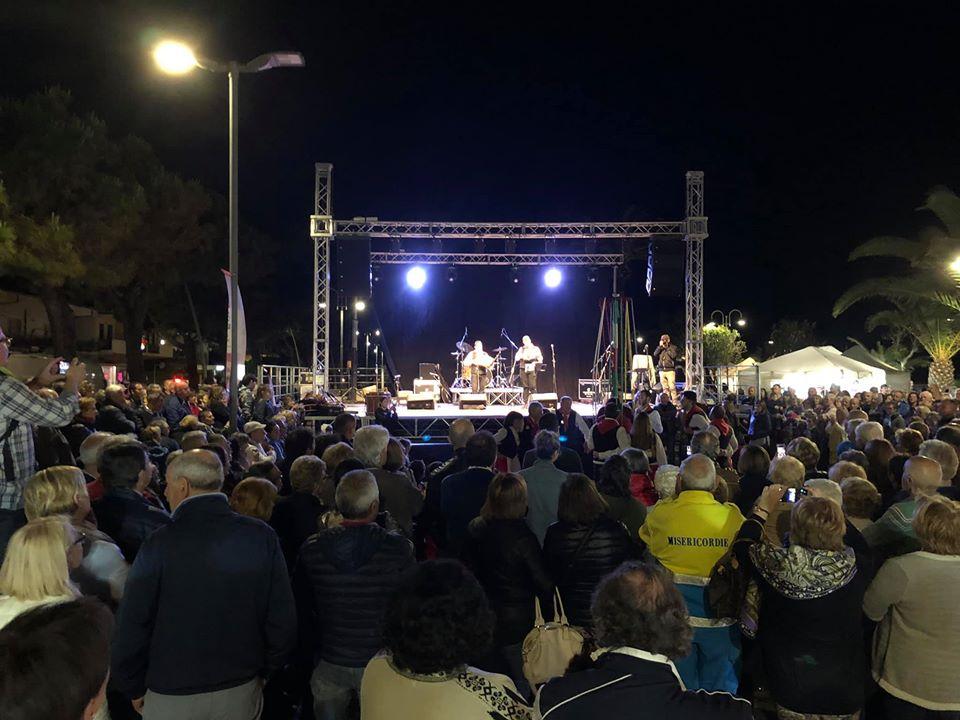Tortoreto, arriva il contributo regionale per il Festival del Saltarello