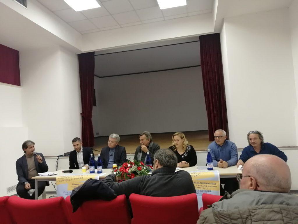 Corropoli: Comune, provincia e regione insieme per rilanciare il centro sinistra e il territorio