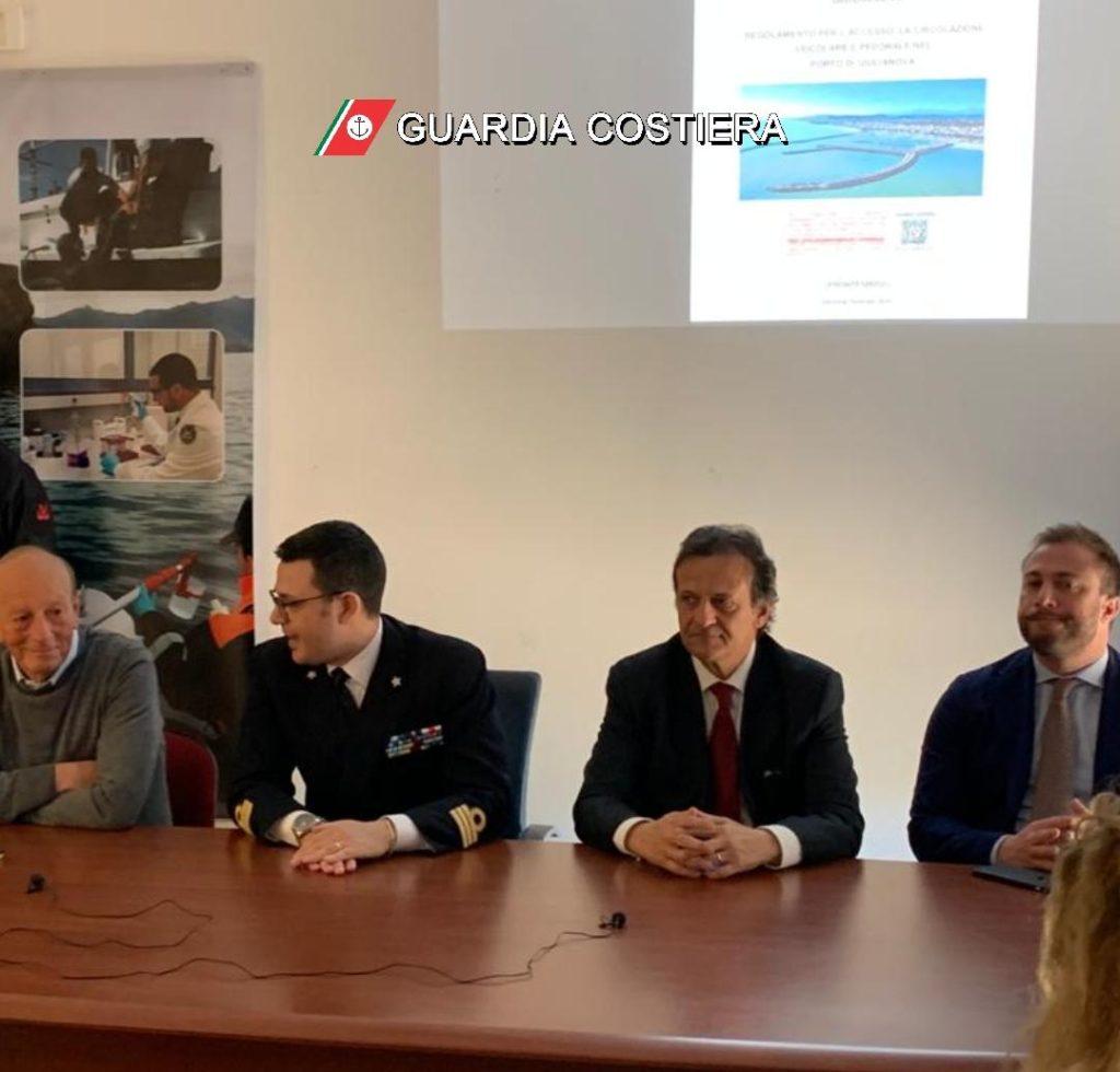 Porto Giulianova, ecco il nuovo regolamento che disciplina la circolazione